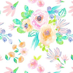 Indy Bloom Design flamingo summer florals B