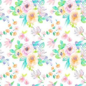 Indy Bloom Design Flamingo Summer Florals A