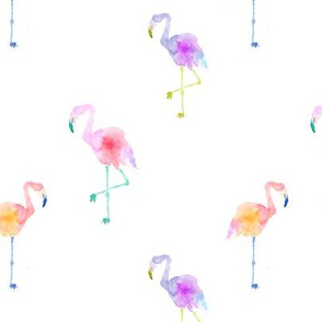 Indy Bloom Design Flamingos B