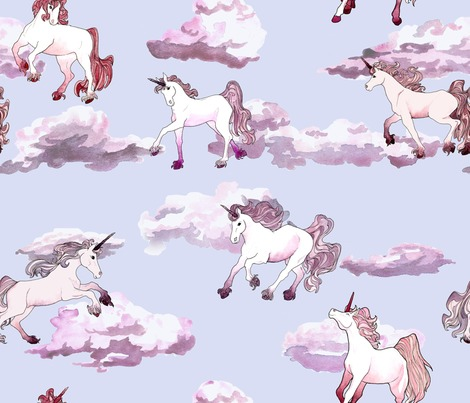Runicorn_textile_periwinkle_spoonflower_contest142609preview
