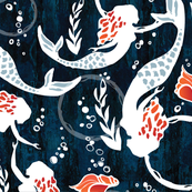 watercolor-mermaid