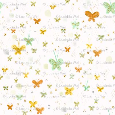 Field of Butterflies - © Lucinda Wei