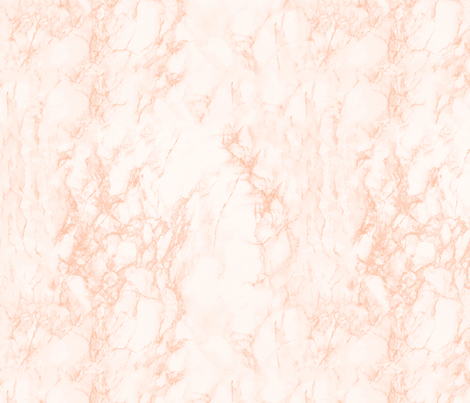 Marble - Coral White fabric by kimsa on Spoonflower - custom fabric