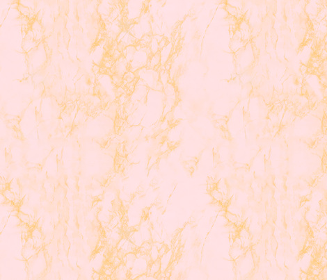 Marble Rose Gold Fabric Kimsa Spoonflower
