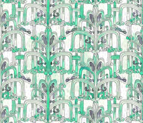 Naiad fabric by graceful on Spoonflower - custom fabric
