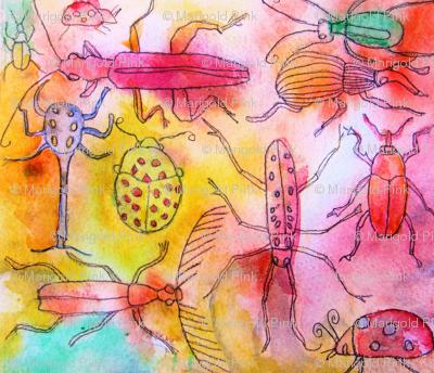 Beetlebugs!