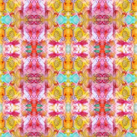 Beetlebugs! fabric by marigoldpink on Spoonflower - custom fabric