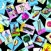 Loteria scatter