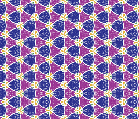 colorful_pathways_27 fabric by southernfabricdiva on Spoonflower - custom fabric