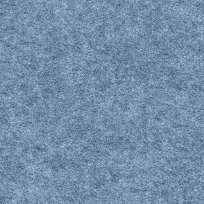 faux Hodden / wadmel fabric, natural blues