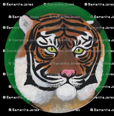 Sumatran Tiger Rokan
