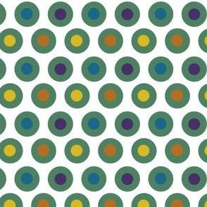 Green Dots (dragon palette)