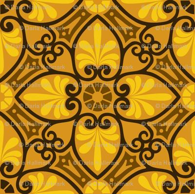 ornatey golden