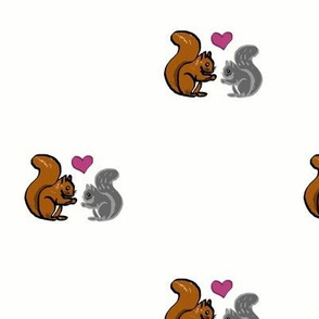 Love Squirrels