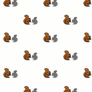 Tiny Squirrel Dots