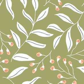 Sweet green leafs
