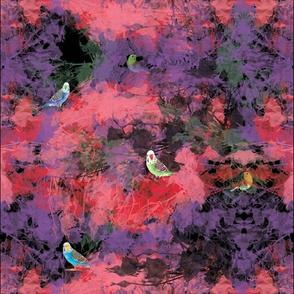 Peek- a-Boo Birdies