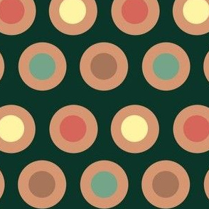 Dots (light terracotta)
