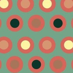 Dots (rose)