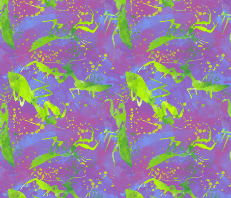 bugs fabric by brittemily on Spoonflower - custom fabric