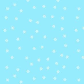 Dances with snow