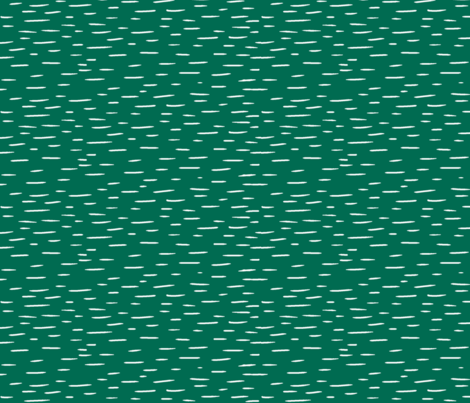 Dash - Blue Spruce Green fabric by sugarpinedesign on Spoonflower - custom fabric