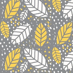 Ever Changing -Grey/yellow