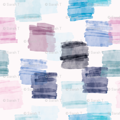 Watercolour Swatch
