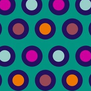Dots (dark purple)