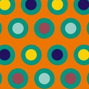 Dots (teal)