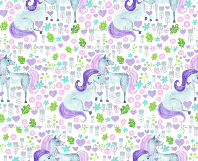 Whimsical Unicorns