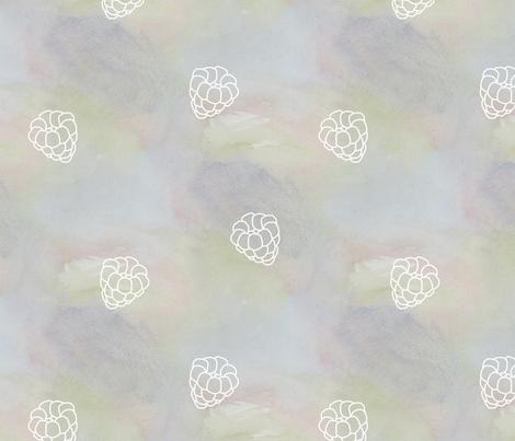 blue_raspberry fabric by pamelachi on Spoonflower - custom fabric