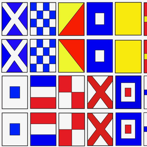 Nautical_Flags letters M-X (2/3)