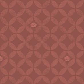 Plum Blossom Sashiko Sophistication