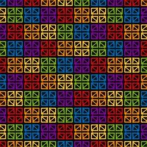 Numitor Brick - Rainbow