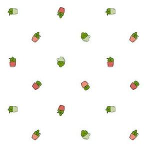 Tiny Succulents II