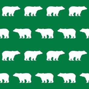 bear fabric baby boy fabric boys nursery design simple bear green
