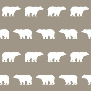 bear fabric baby boy fabric boys nursery design simple bear brown