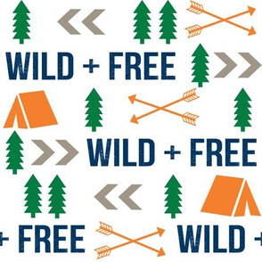 wild and free nursery baby boy fabric baby nursery design camping hunting hunter