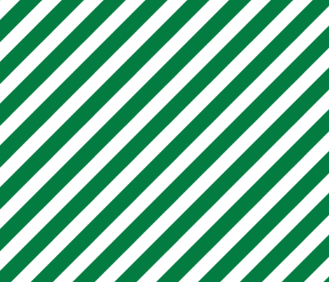 green stripes fabric fabric by charlottewinter on Spoonflower - custom fabric