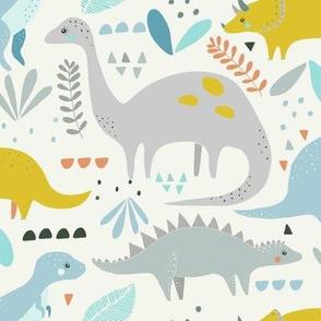 Dinosaur // t-rex // triceratops // stegasauraus