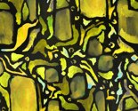 Rrwatercolor_parrot_dream_in_yellow-green_on_black_thumb