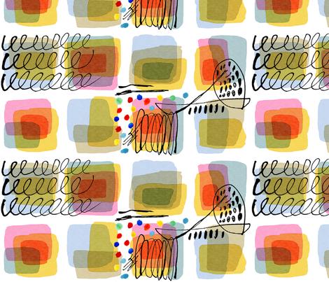 winnetka  fabric by andibird on Spoonflower - custom fabric