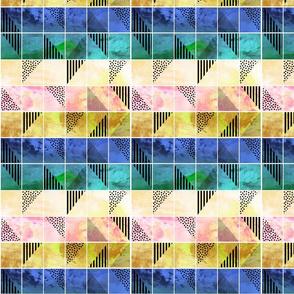Aqua abstract