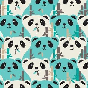 sweet pandas