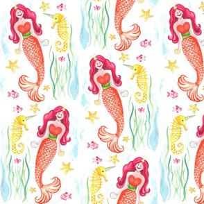 MermaidSeaUnicornO