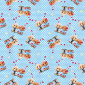 Poodles_are_love_Pattern S