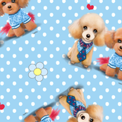 Poodles_are_love_Pattern M