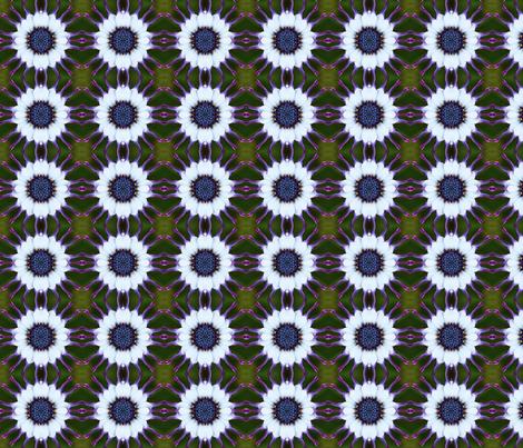 florascope 26 fabric by hypersphere on Spoonflower - custom fabric
