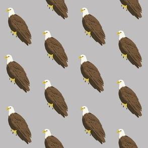 eagle fabric july 4 america patriotic fabric grey